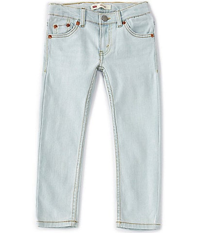 Levi's Little Boys 2T-7X 510 Everyday Performance Skinny-Fit Jeans