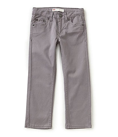 Levi's® Little Boys 2T-7X 511 Slim Fit Sueded Pants