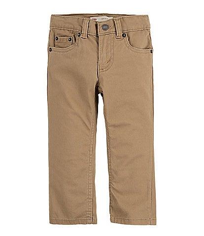 Levi's® Little Boys 2T-7X 511 Sueded Pants