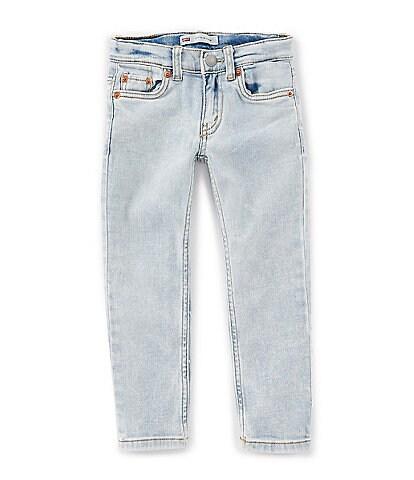 Levi's® Little Boys 2T-7X 512 Slim Taper Jeans