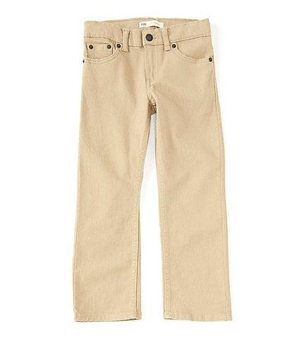 Levi's® Little Boys 2T-7X 514 Straight-Leg Jeans