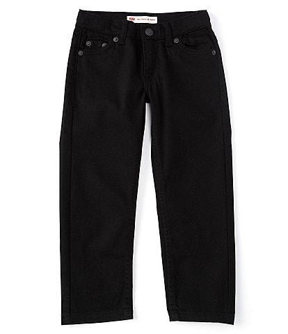 Levi's® Little Boys 2T-7X 502 Regular Tapered Jeans