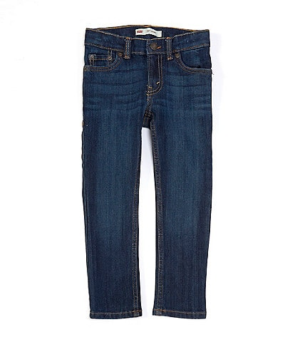 Levi's® Little Boys 4-7X 510 Skinny-Fit Jeans