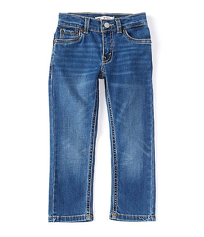 Levi's® Little Boys 2T-7X 511 Slim Fit Performance Denim Jeans