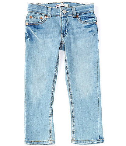 Levi's® Little Boys 2T-7X 511 Slim Fit Performance Denim Jeans