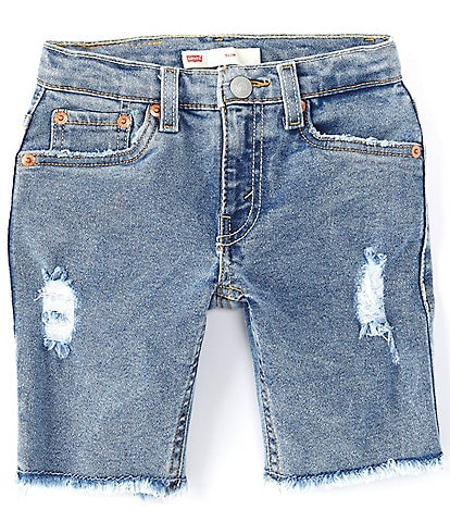 Levi's® Little Boys 4-7X 511 Slim Fit Eco Flex Shorts