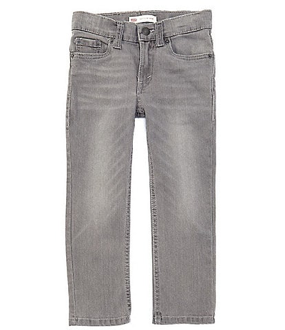 Levi's® Little Boys 4-7X 512 Skinny Tapered-Fit Performance Jeans