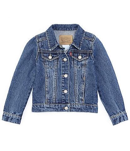 Levi's® Little Girls 2T-6X Denim Trucker Jacket