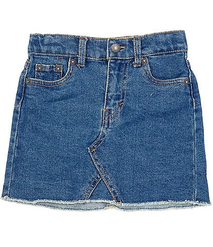 Levi's® Little Girls 2T-6X High-Rise Denim Skirt