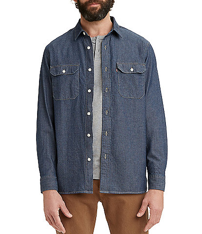 Levi's® Long-Sleeve Classic Worker Overshirt
