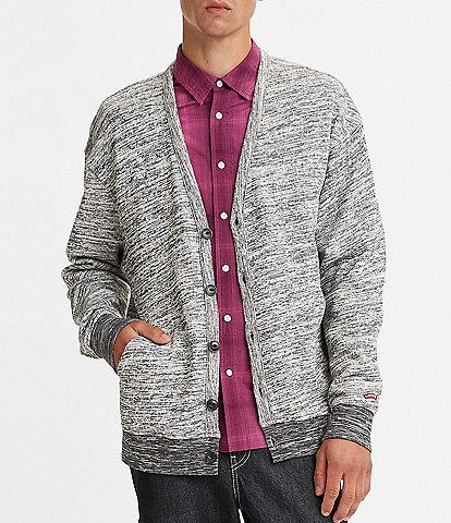 Levi's® Mission Brushed-Back-Knit Cardigan