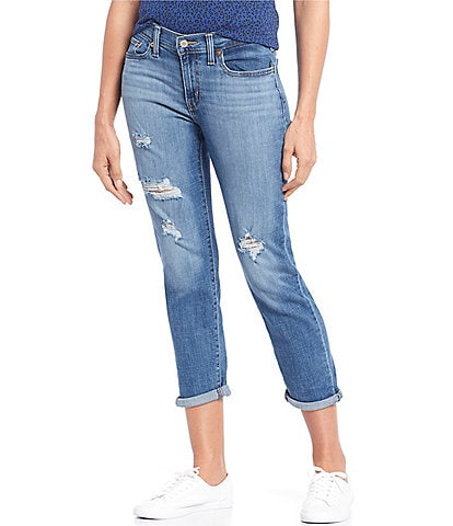 Levi's® New Boyfriend Destruction Details Jeans