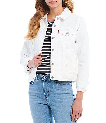 Levi's® Original Trucker Cotton Denim Jacket
