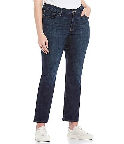 Levi's® Plus 414 Classic Straight Leg Jeans