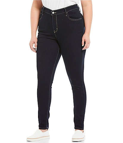 Levi's® Plus Size High Rise Super Skinny Jeans