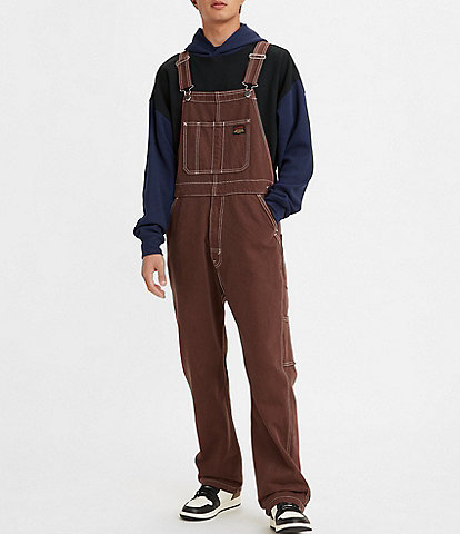 Levi's® Relaxed Straight Overalls