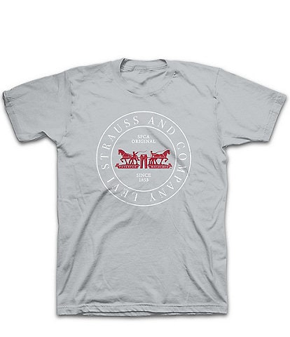 Levi's® Rings Graphic Short-Sleeve T-Shirt