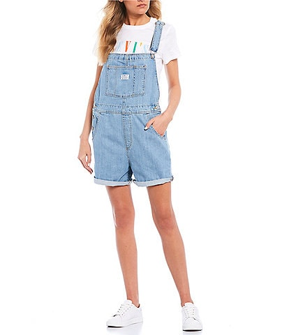 Levi's® Vintage Rolled Cuff Shortalls