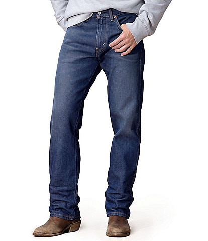 Levi's® Western Fit Straight Leg Jeans