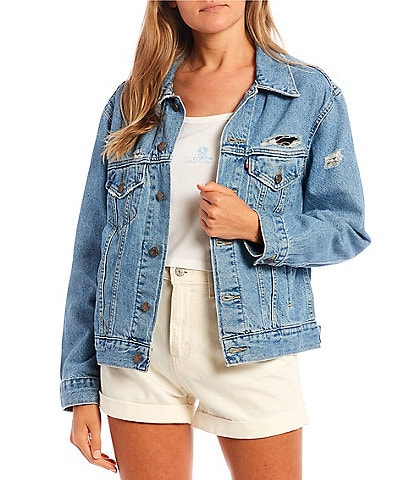 Levi's® Ex-Boyfriend Trucker Jacket