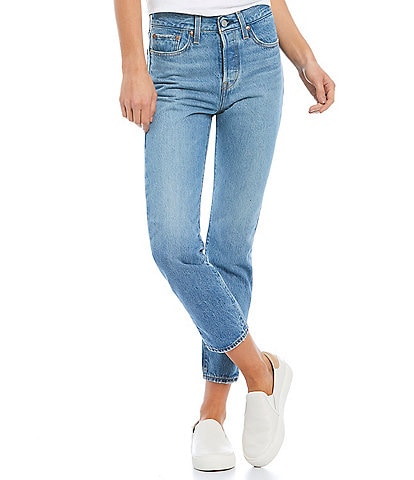 Levi's® Wedgie Athens Shut It High Rise Non-Stretch Jeans