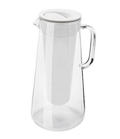 LifeStraw Home Water Filter 7-Cup Glass Pitcher