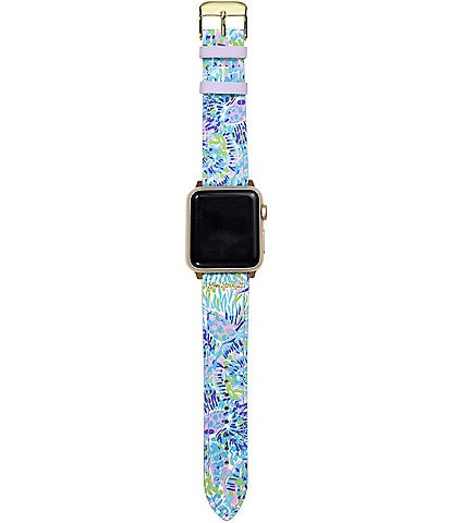 Lilly Pulitzer Shell of a Party Apple Watch® Strap