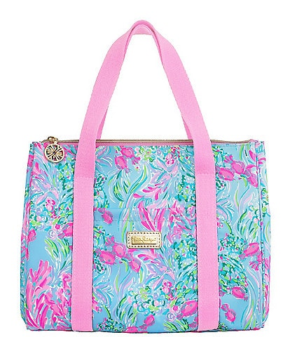 Lilly Pulitzer Best Fishes Lunch Tote Bag