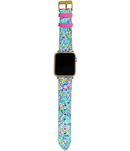 Lilly Pulitzer Cabana Cocktail 38/40mm Apple Watch® Strap