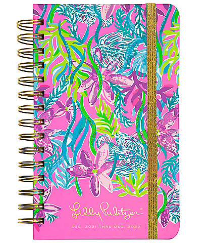 Lilly Pulitzer Party All The Tide 17 Month Medium Agenda