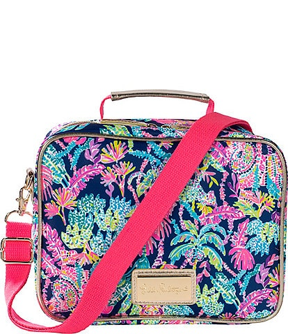 Lilly Pulitzer Seen And Herd Lunch Bag