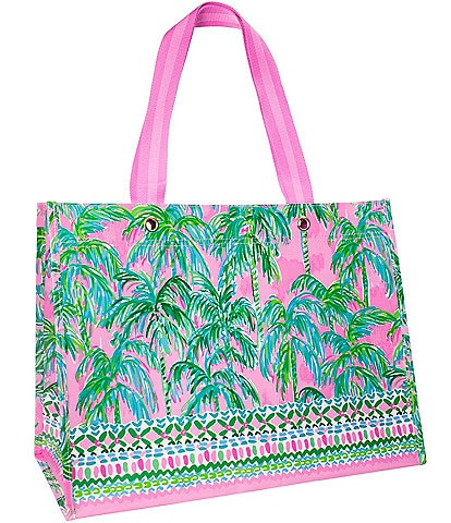 Lilly Pulitzer Suite View Market Tote Bag