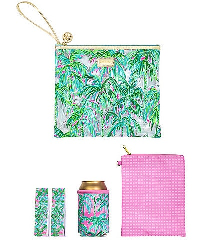 Lilly Pulitzer Suite Views Beach Pouch
