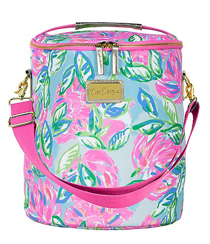 Lilly Pulitzer Totally Blosssom Beach Cooler