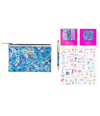 Lilly Pulitzer Wave After Wave Agenda Bonus Pack