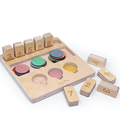 Lily & River Little Numbers Math Game