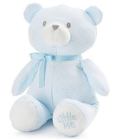 Little Me Baby Boys Thank Heavens For Little Boys 10#double; Plush Teddy Bear