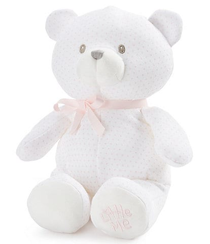 Little Me Baby Girls Thank Heavens For Little Girls 10#double; Plush Teddy Bear