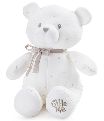 Little Me Welcome To The World 10#double; Plush Teddy Bear