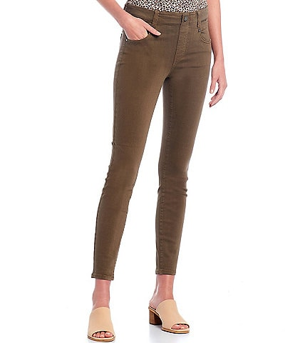 Liverpool Jeans Company Gia Glider Ankle Skinny Jeans