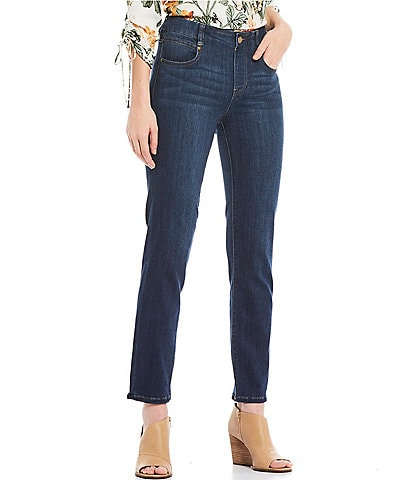 Liverpool Jeans Company Gia Glider Pull-On Slim Jeans