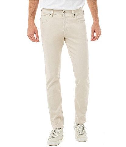Liverpool Jeans Company Kingston Modern Slim-Straight Repreve Twill Pants