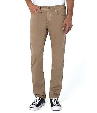 Liverpool Los Angeles Regent Relaxed Straight Twill Jeans