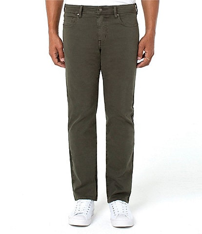 Liverpool Jeans Company Regent Relaxed Straight Twill Jeans