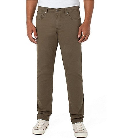 Liverpool Los Angeles Regent Relaxed Straight Twill Pants
