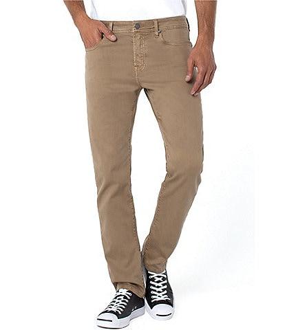 Liverpool Los Angeles Kingston Modern Straight Colored Denim Jeans