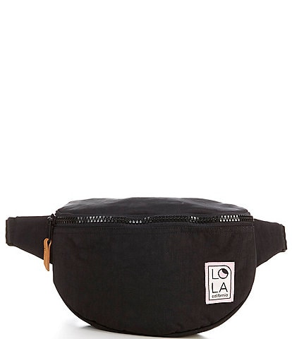 Lola Moonbeam Nylon Large Belt Bag