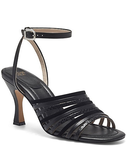 Louise et Cie Hilree Strappy Leather Dress Sandals