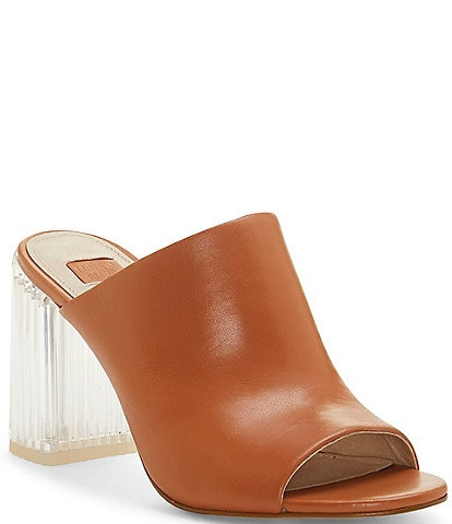 Louise et Cie Lillia2 Leather Mules