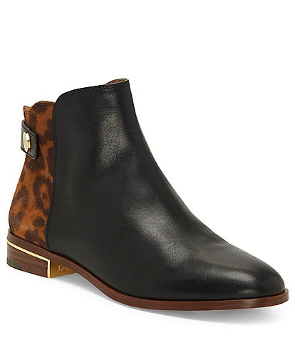 Louise et Cie Tangie 3 Leather Booties